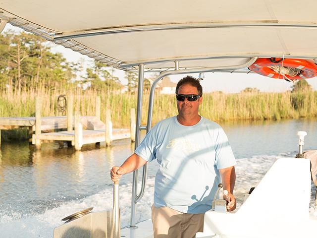 crabbing fishing charters