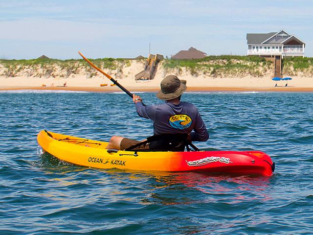 Pine-Island-Ocean-Kayak-Tours   Outer Banks Kayak Tours