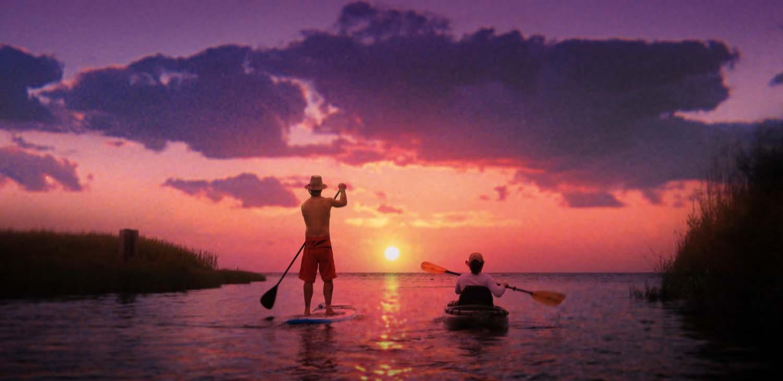 Outer Banks Kayak & SUP Tours •Nat Geo's Top Adventures - #1 Rated
